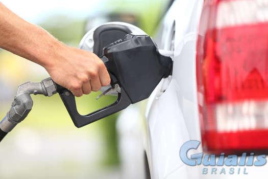 Gasolina em Paranaguá