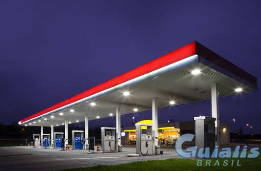 Posto de Gasolina em Paranaguá