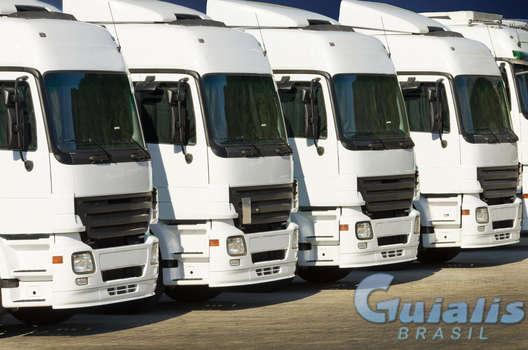 Caminhões em Pelotas