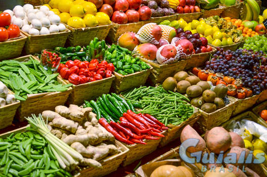 Verduras e Legumes em Paraná (Estado)