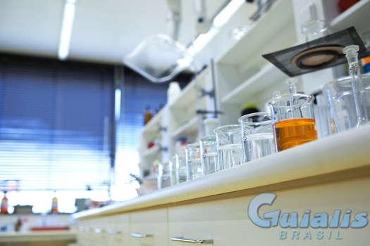 Laboratório em Itaperuna