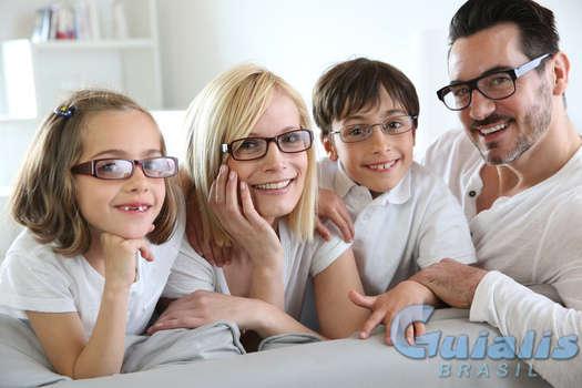Óculos em Barra Mansa