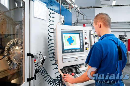 Manutenção Industrial em Brasil