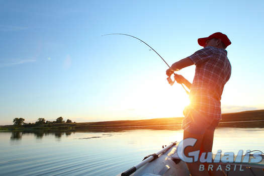 Pesca em São José do Rio Preto