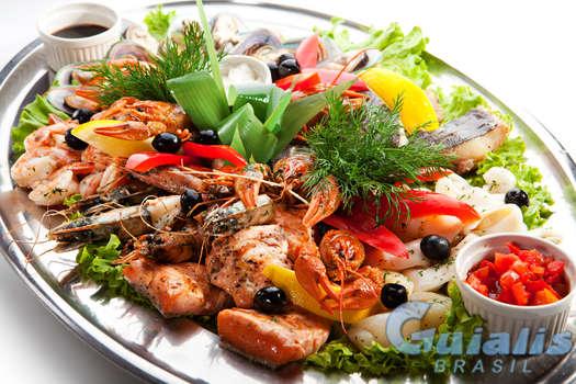 Frutos do Mar em Salvador