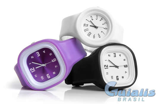 Relógios em Ibaiti