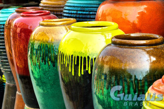Cerâmica em Maringá