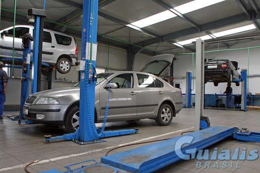 Serviços de Mecânica em Brasil