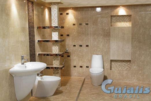 Banheiro em Brasil