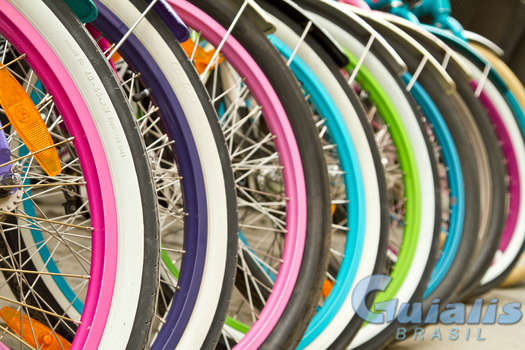 Bicicletas em Brasil